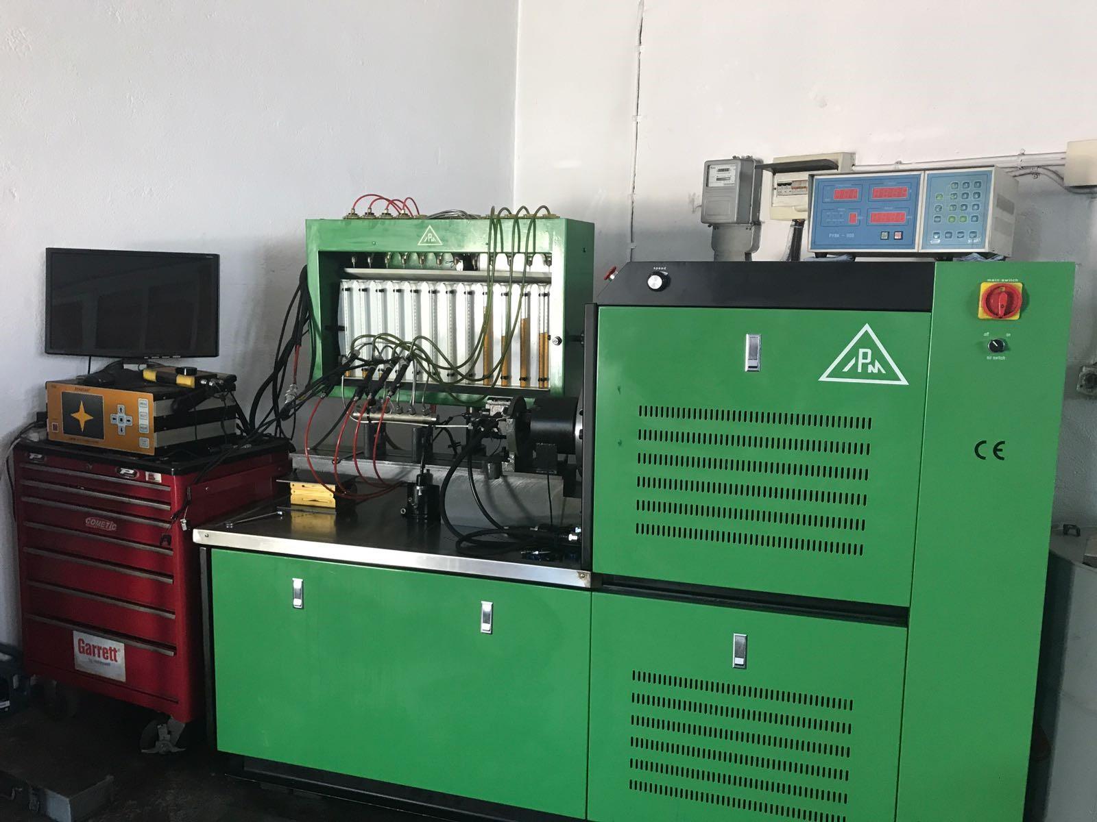 reparatii injectoare diesel bucuresti